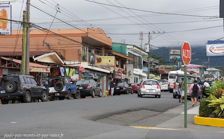 Village de la Fortuna