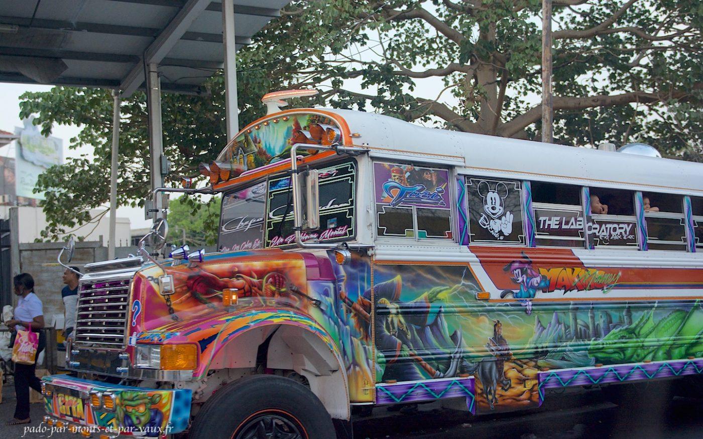 Panama - Bus