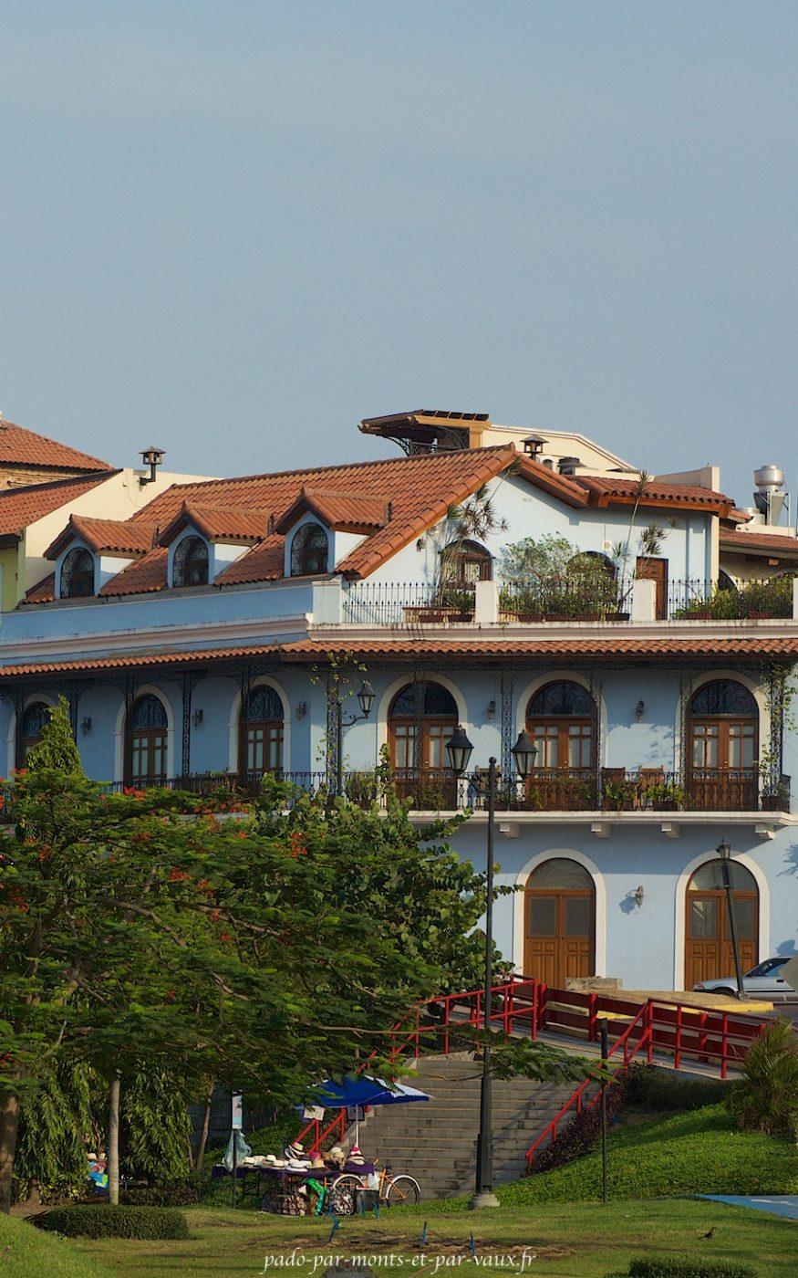 Panama - Casco Antiguo