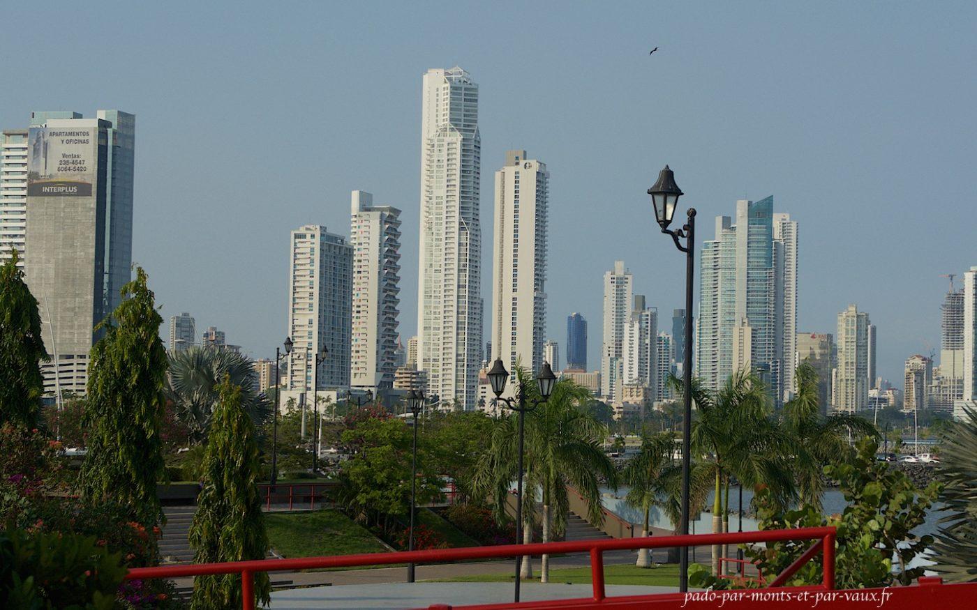 Panama ville nouvelle