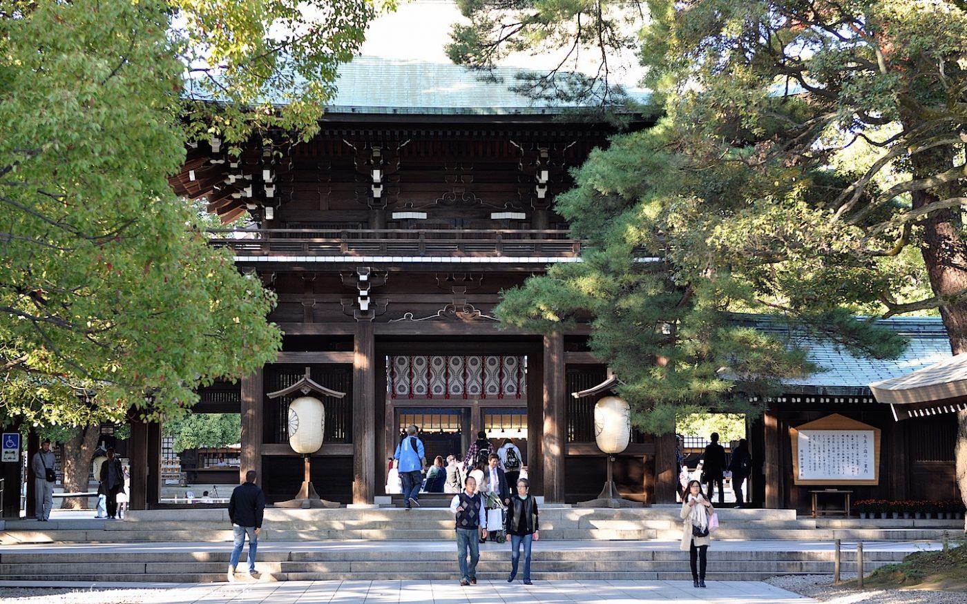 Temple Meiji-Jingu
