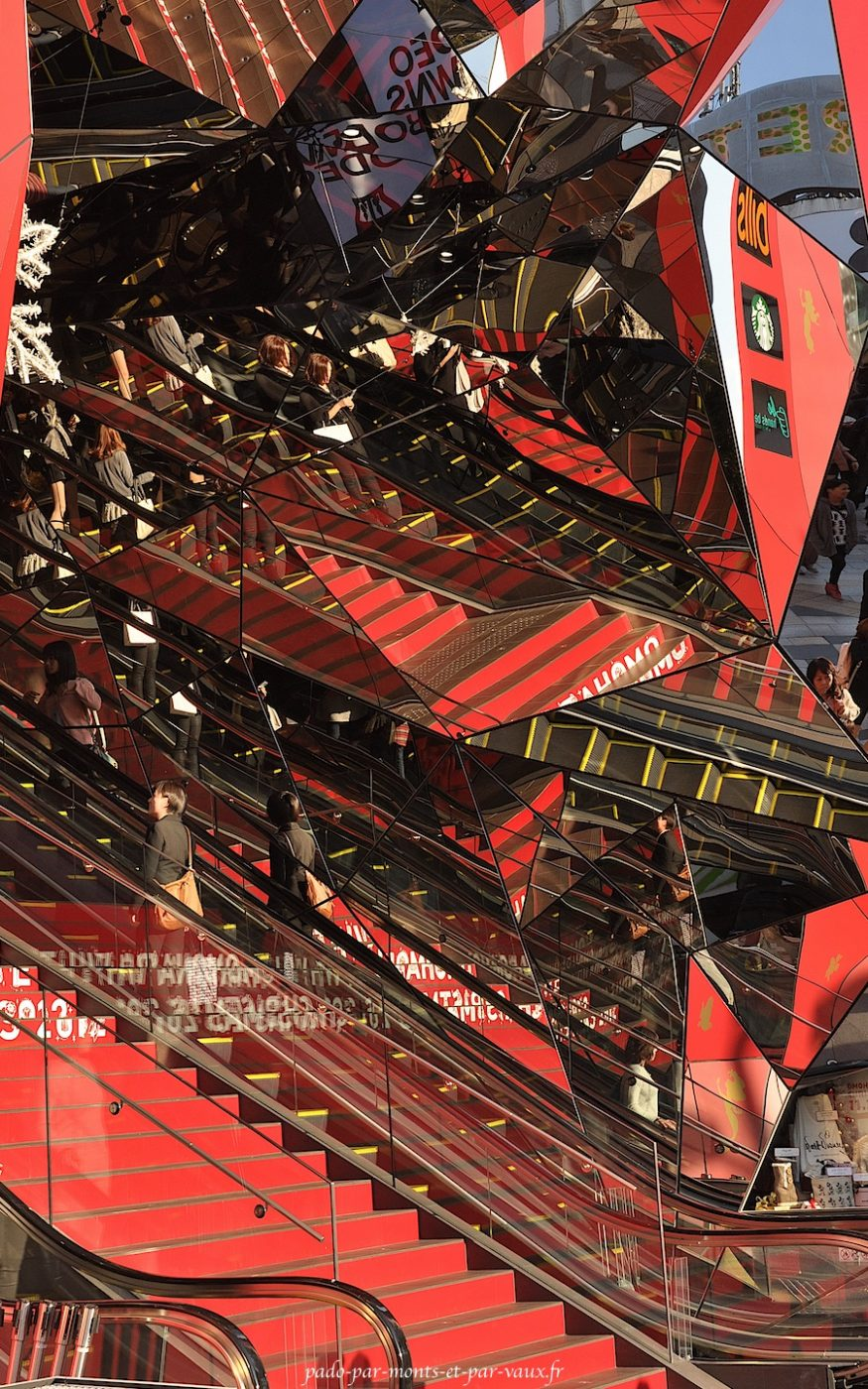 Centre commercial - Omotesando