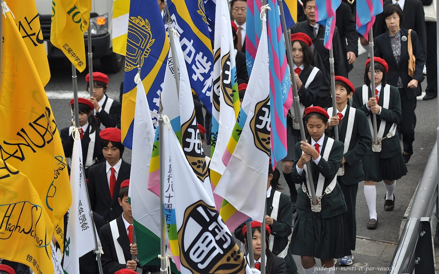 Harajuku fête de la culture