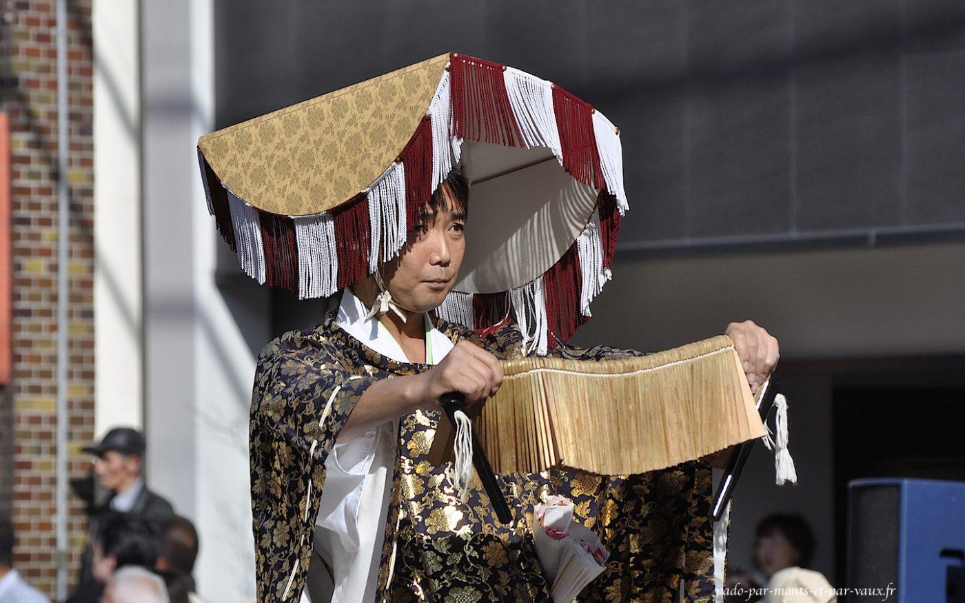 Défilé de la fête de la culture