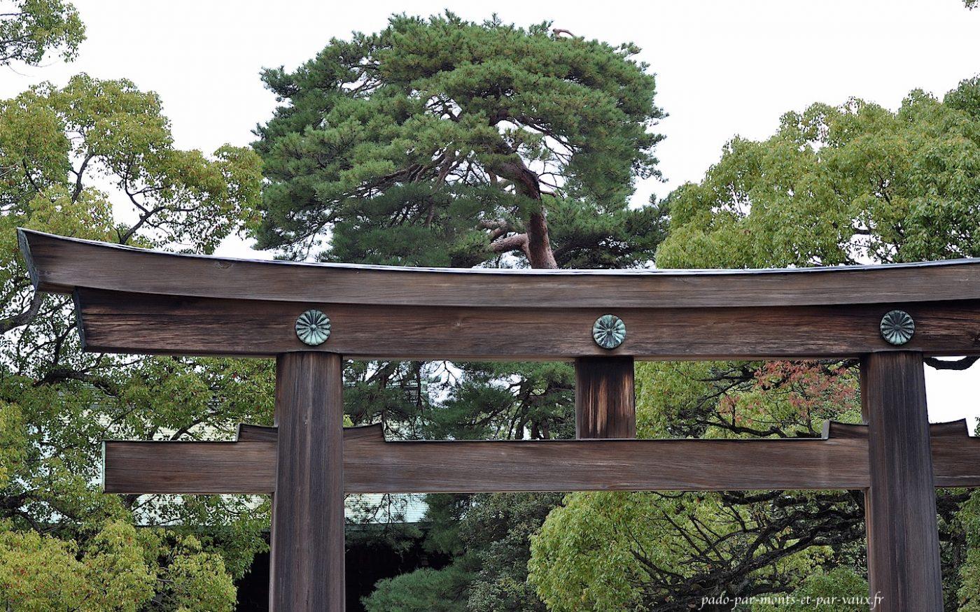 Sanctuaire Meiji - Jingu