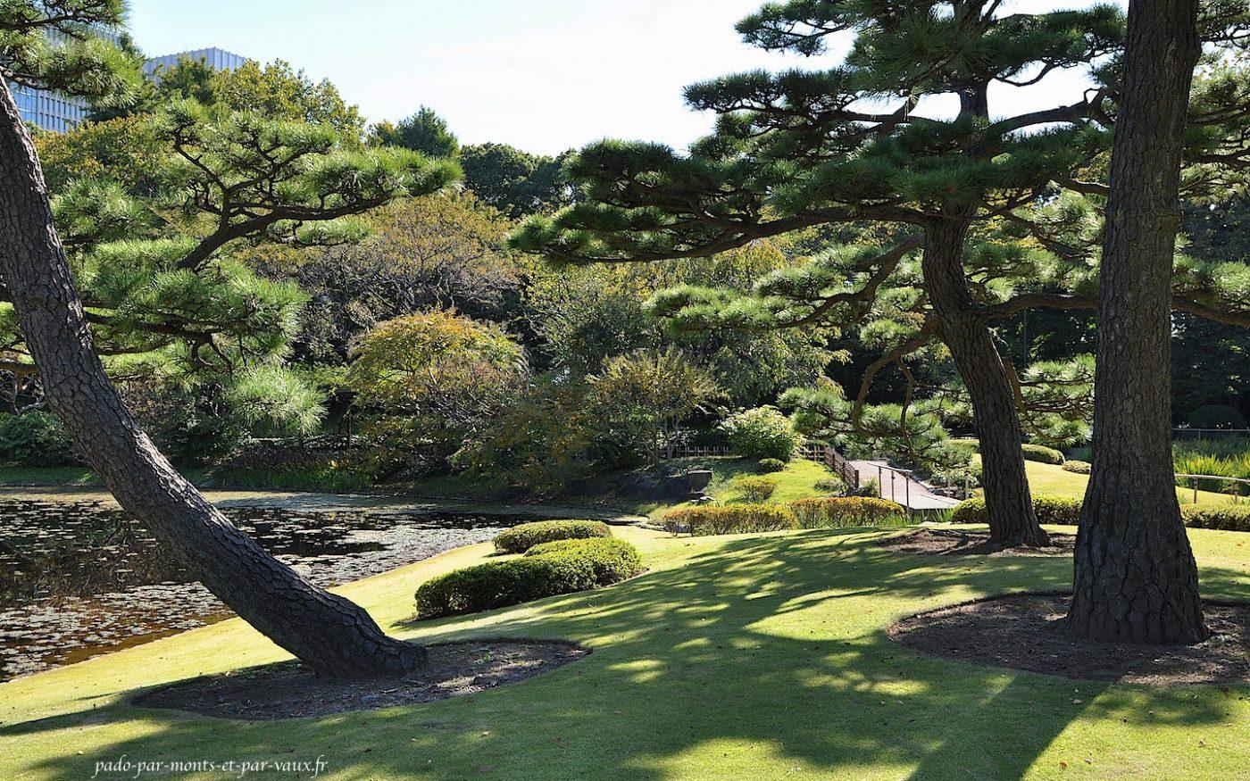 jardins impériaux