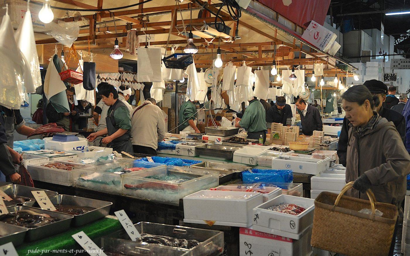 Marché de Tsukiji