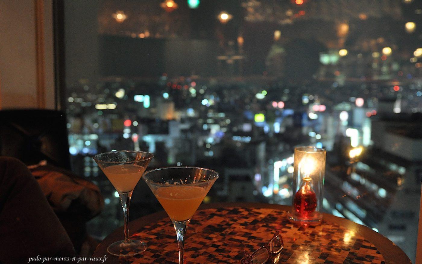 Shibuya bar du Legato