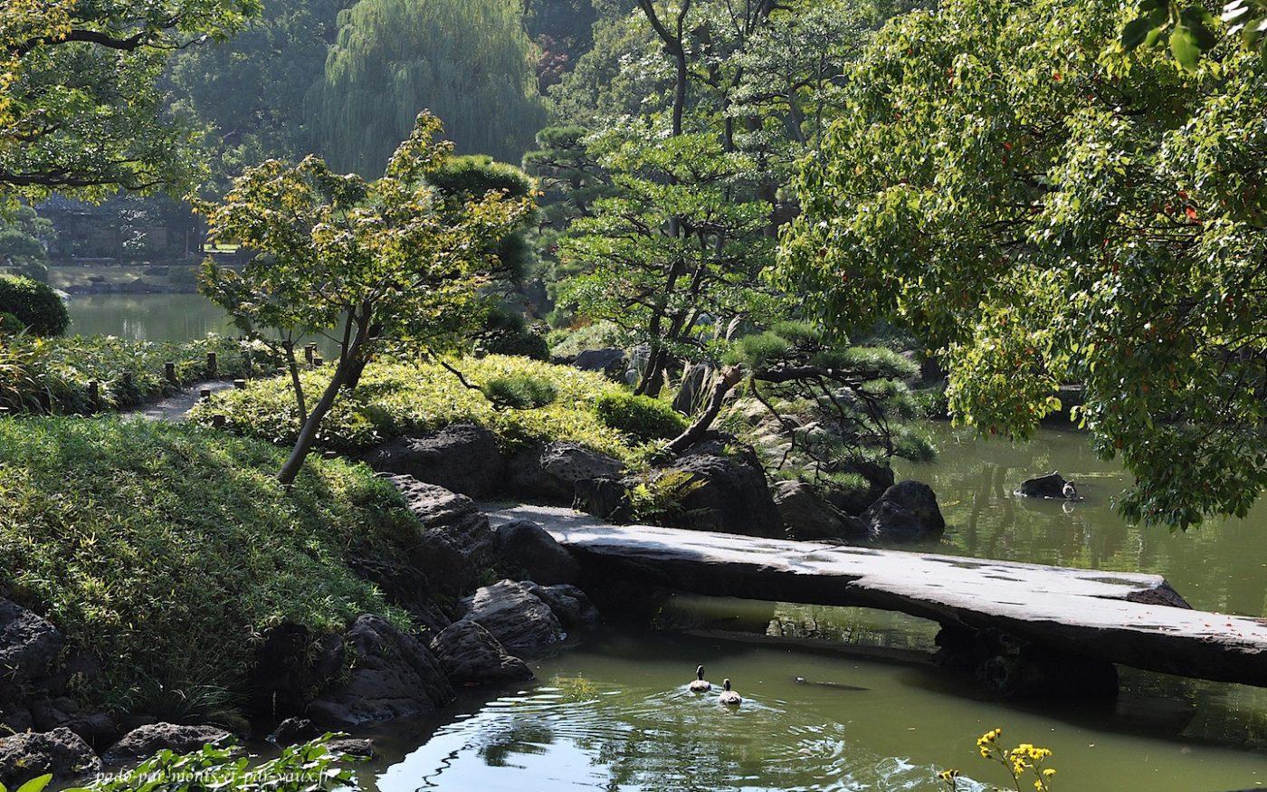 Jardins Kiyosumi Tei-en