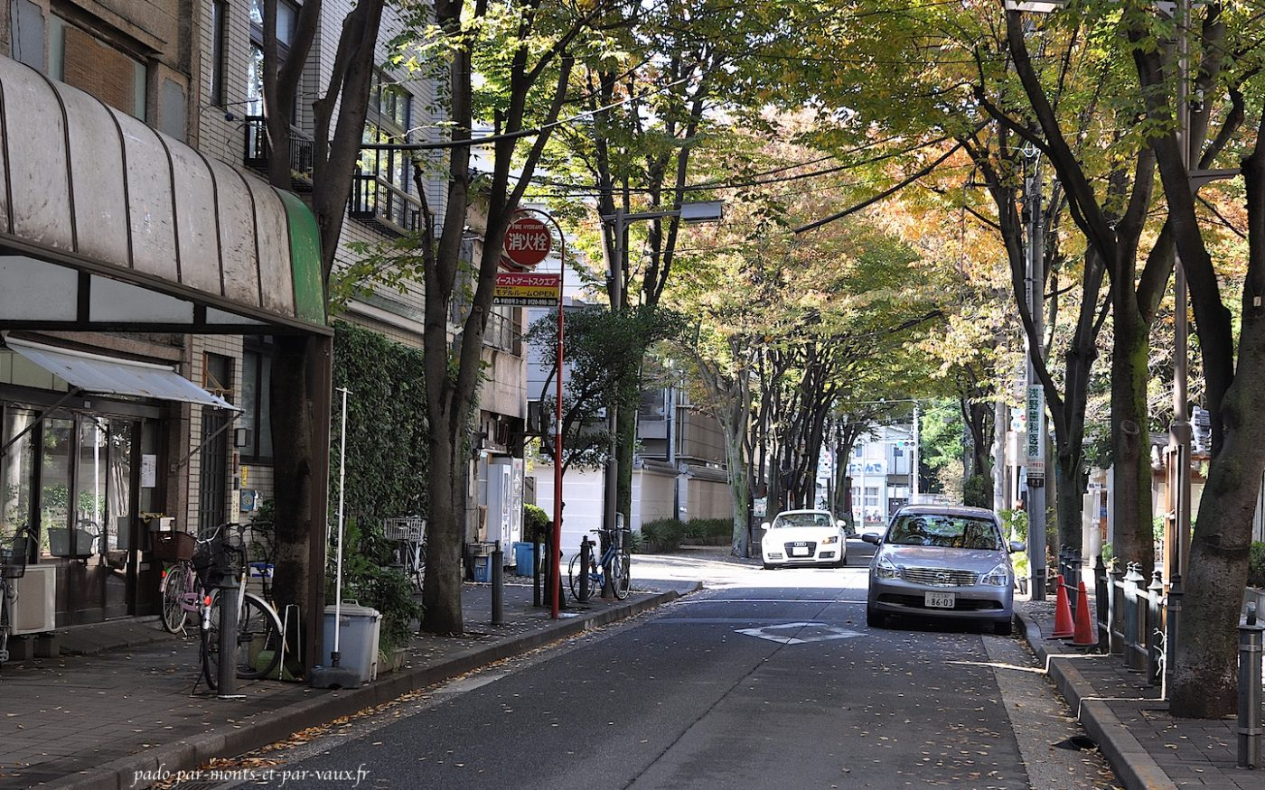 Quartier de Ryogoku