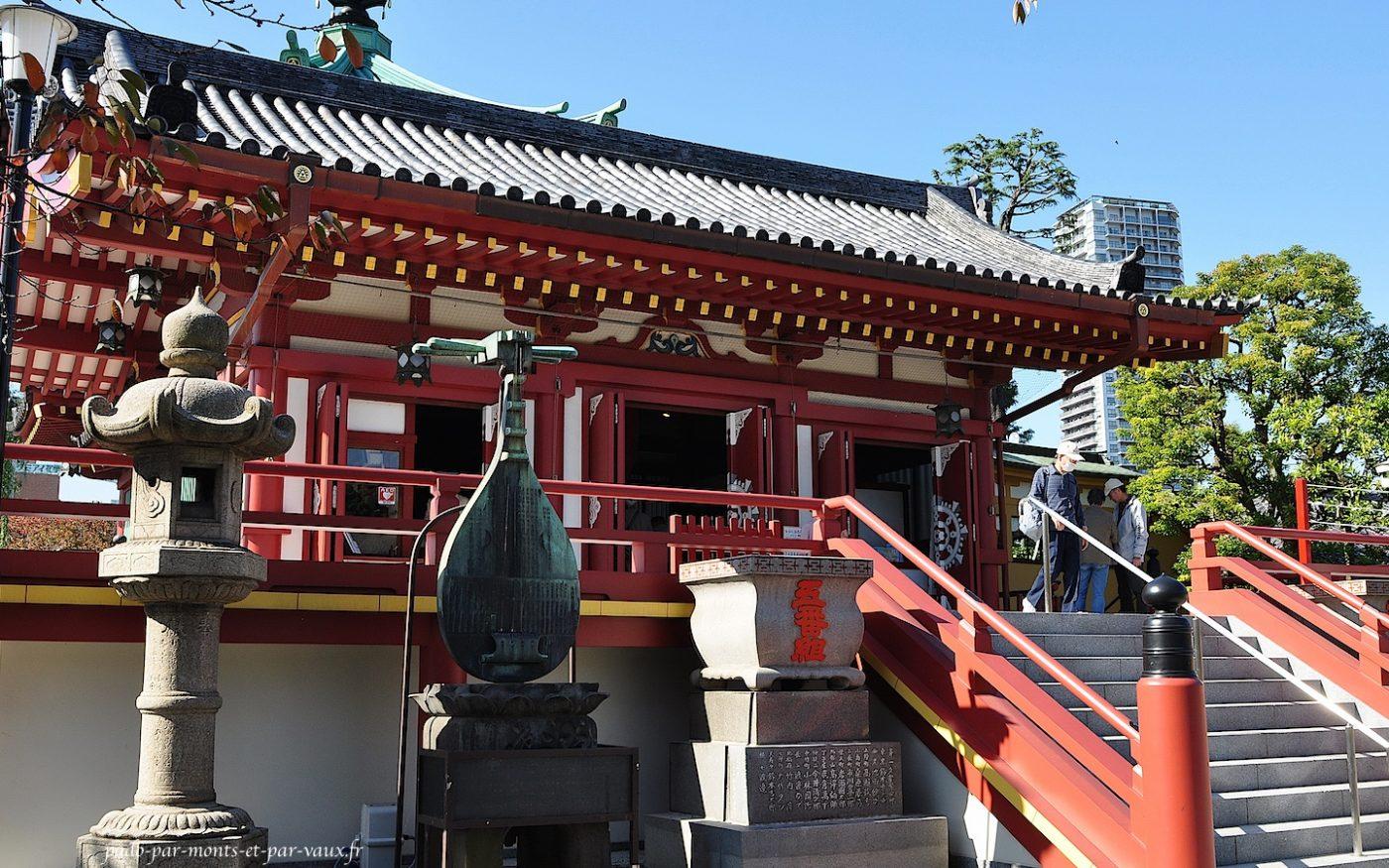 Temple de Benten
