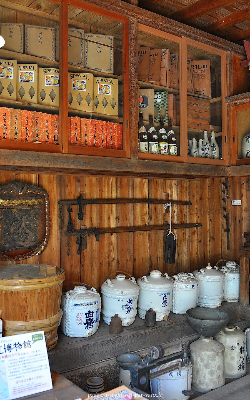 ancienne maison de saké