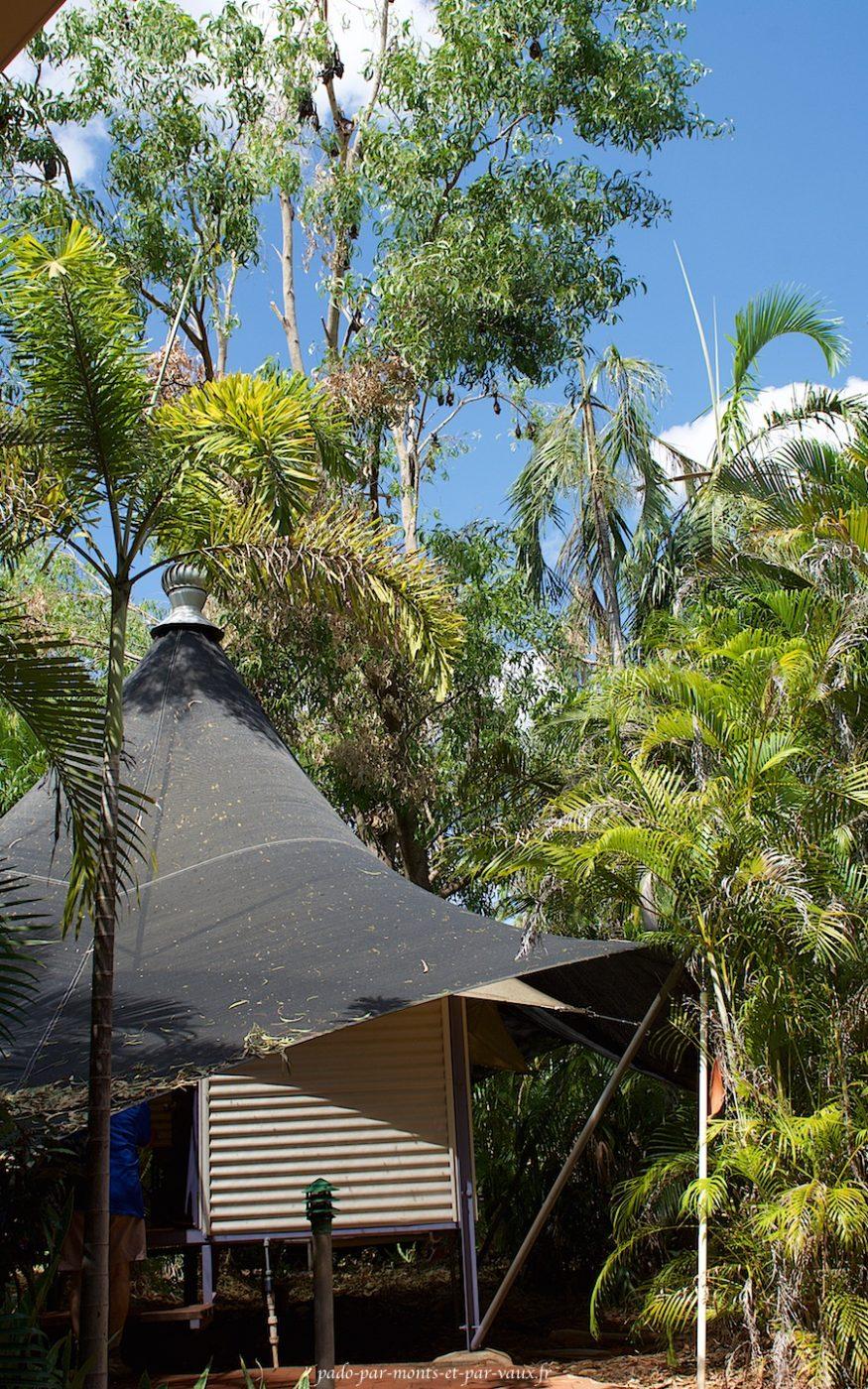 Anbinik Kakadu resort à Jabiru