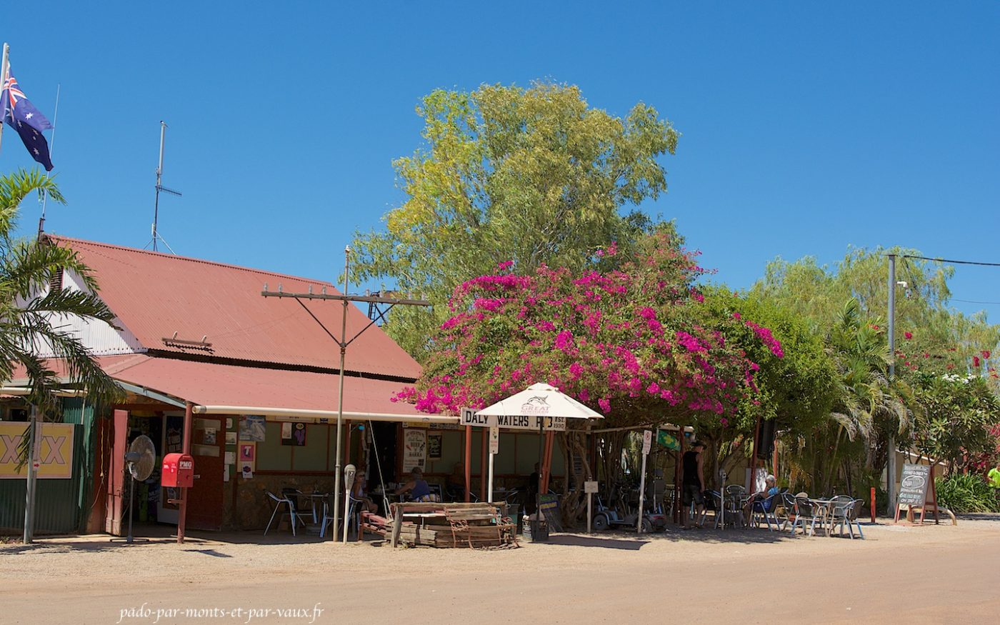 Daly Waters historic pub