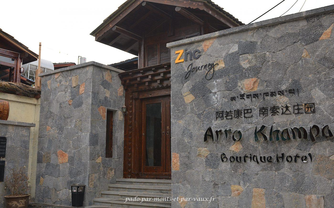 Arro Khampa hotel