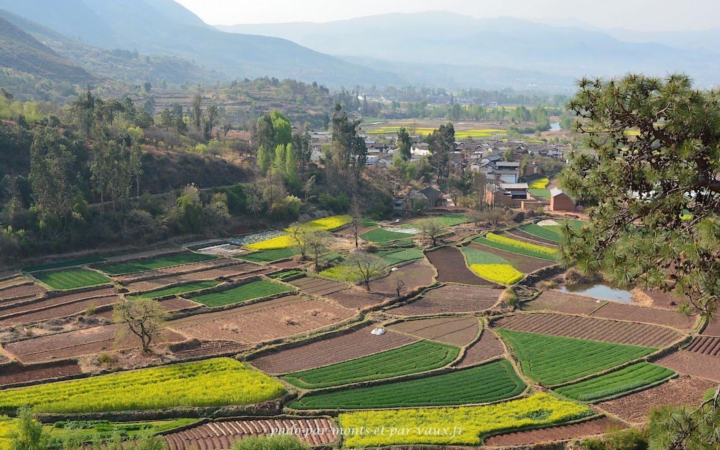 Vallée de Shaxi
