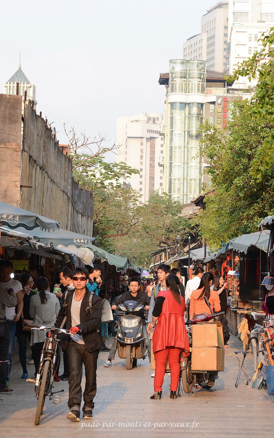 Kunming marché