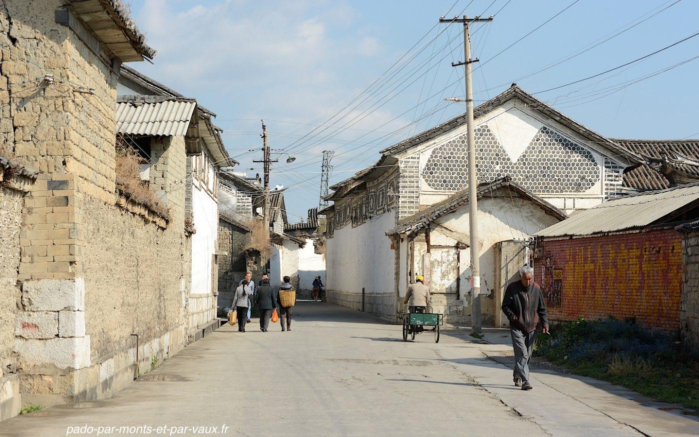 village de Xizhou