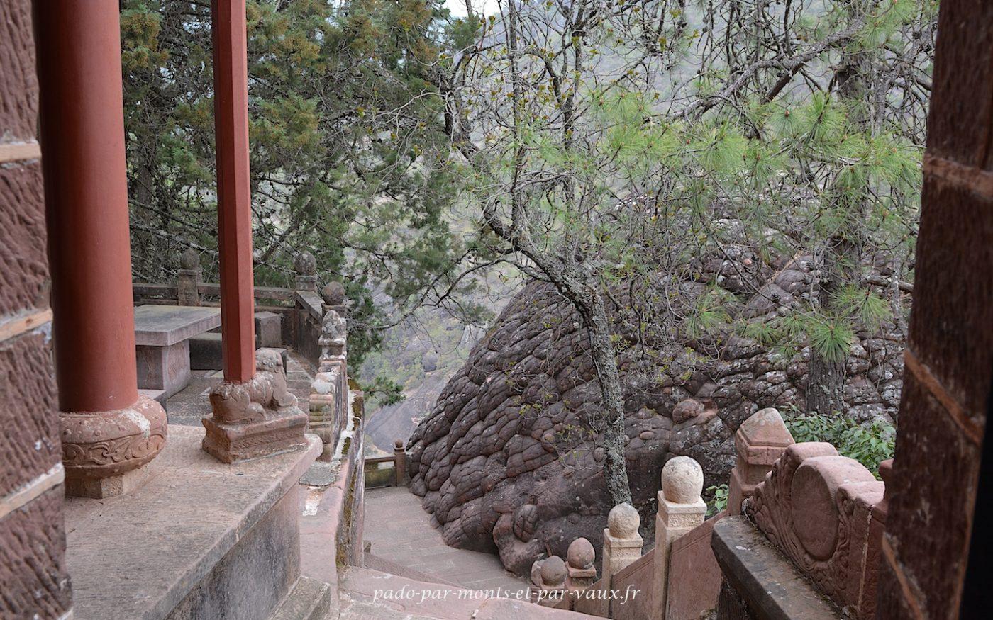 Montagnes de Shibaoshan