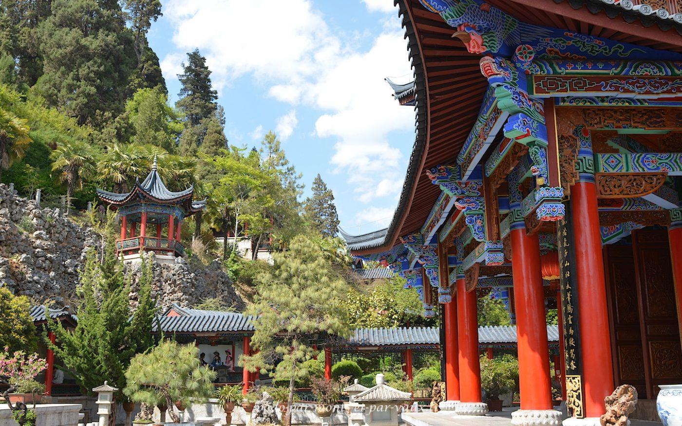 Lijiang - résidence des Mu