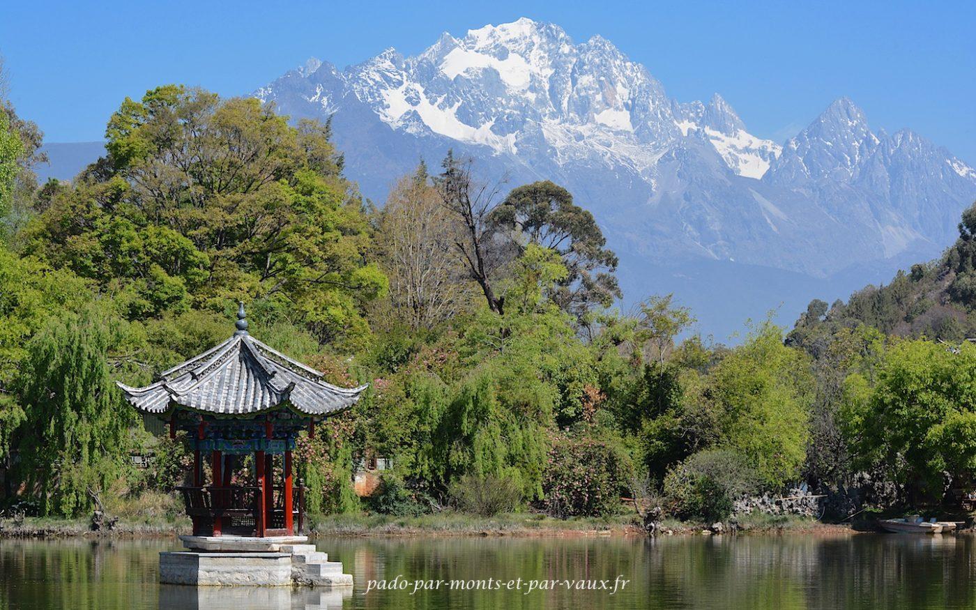 Lijiang - Parc de l'Etang du dragon noir
