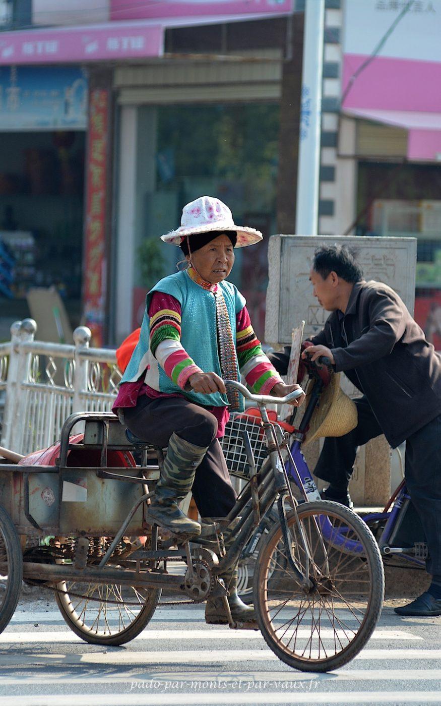 village mongol de Xingmeng