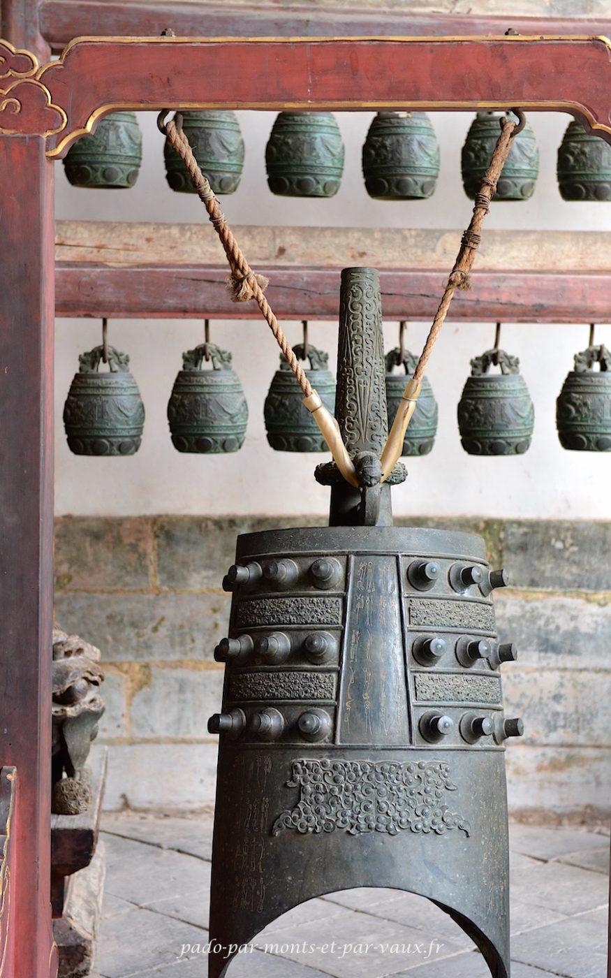 Jianshui - temple de Confucius
