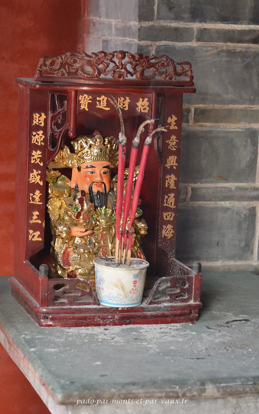 Jianshui - temple Tianjun
