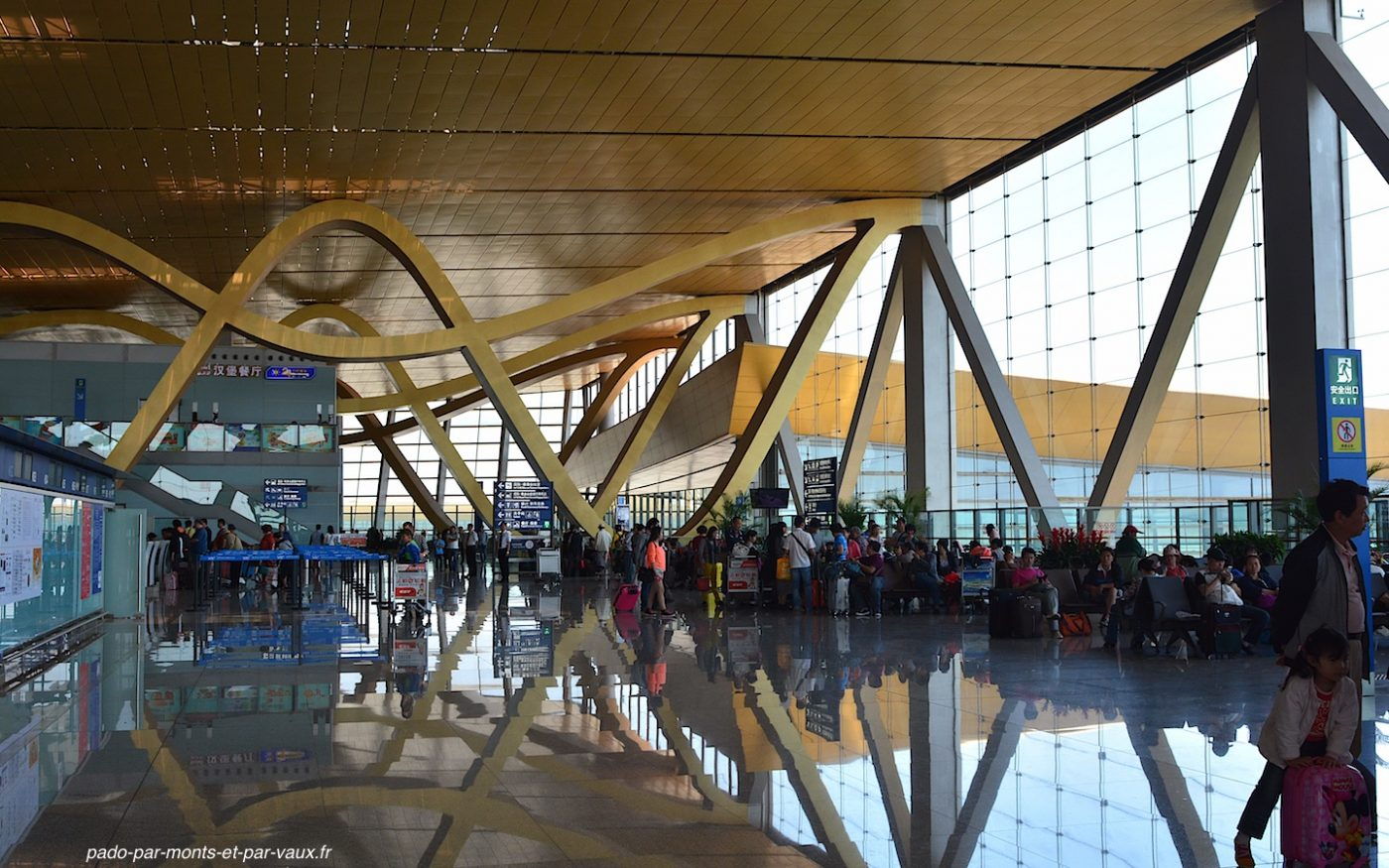 Aéroport de Kunming