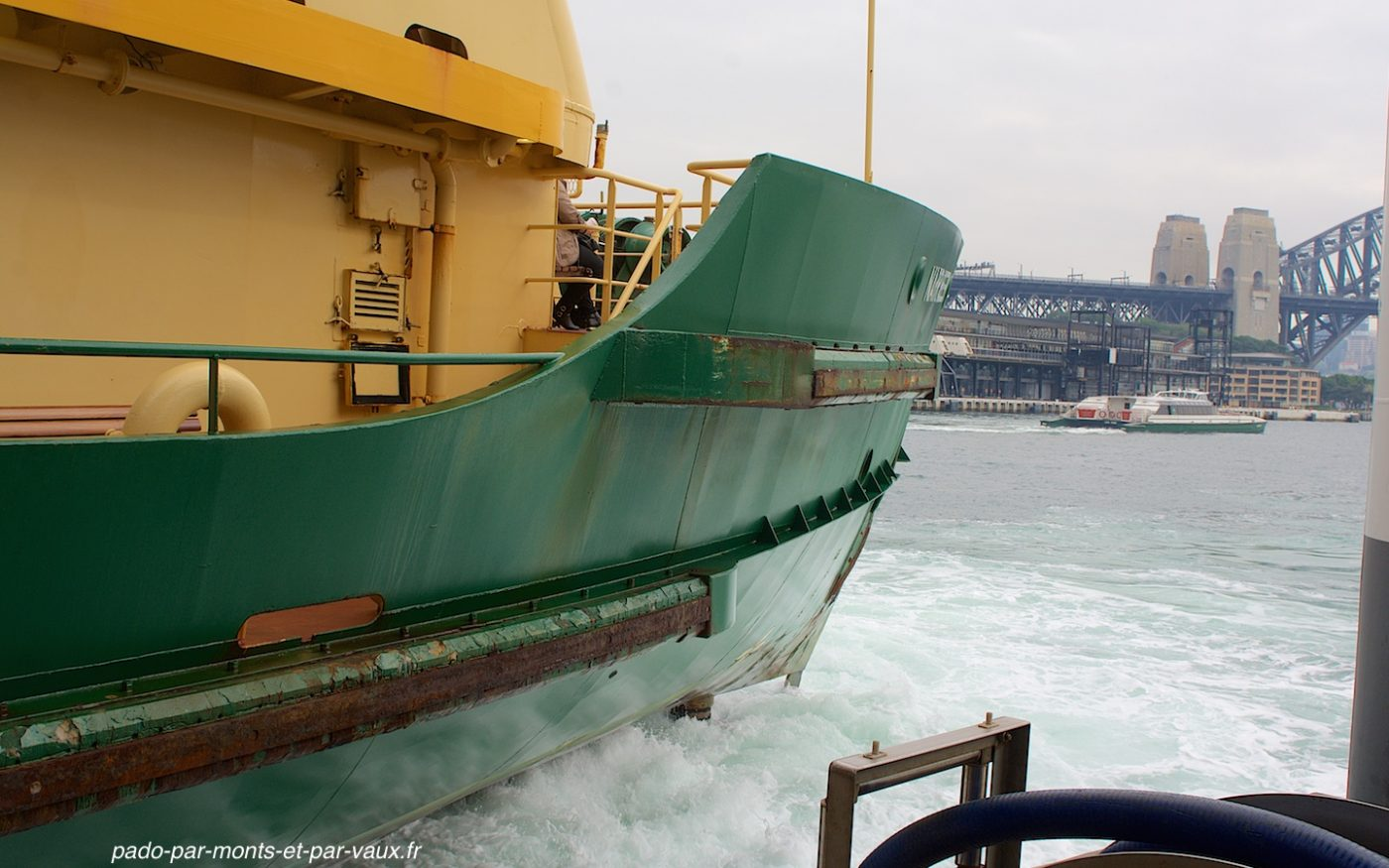 Circular Quay - Ferry