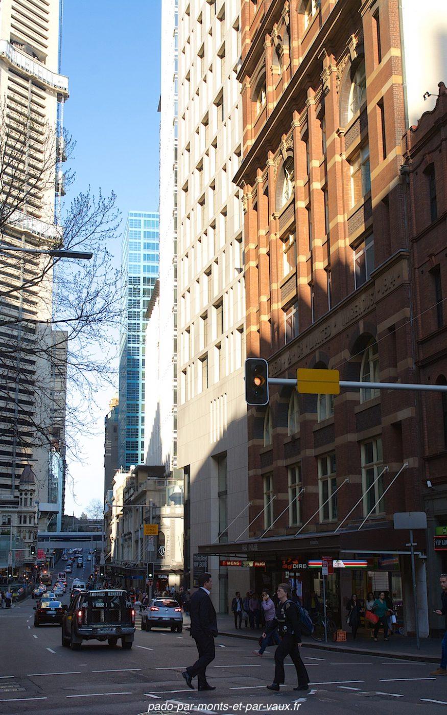 Sydney - Georges street