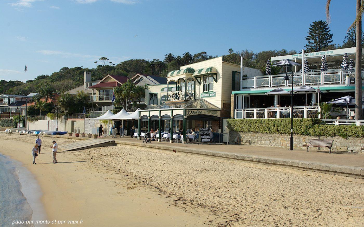 Watsons bay - Doyles on the beach
