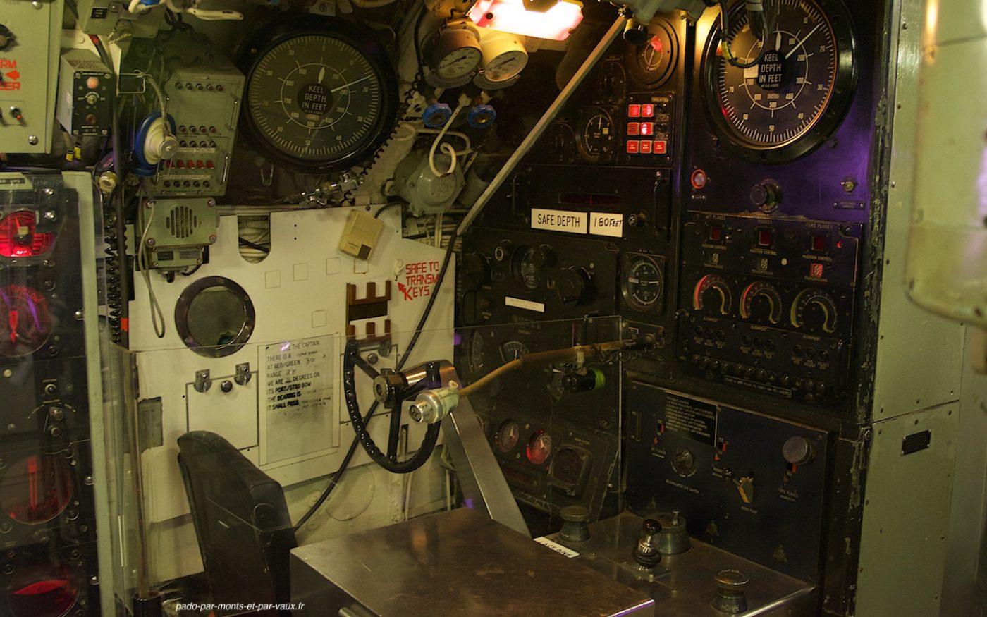 sous-marin HMAS Onslow