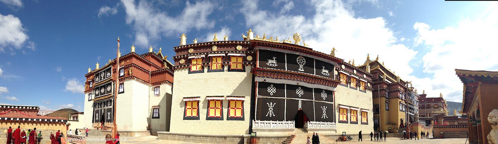 Monastère de Songzanlin