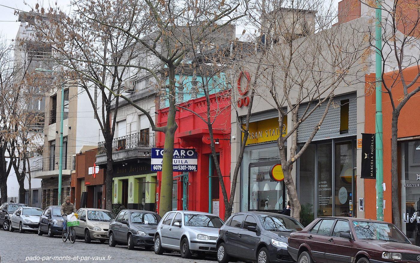 Buenos Aires - quartier de Palermo