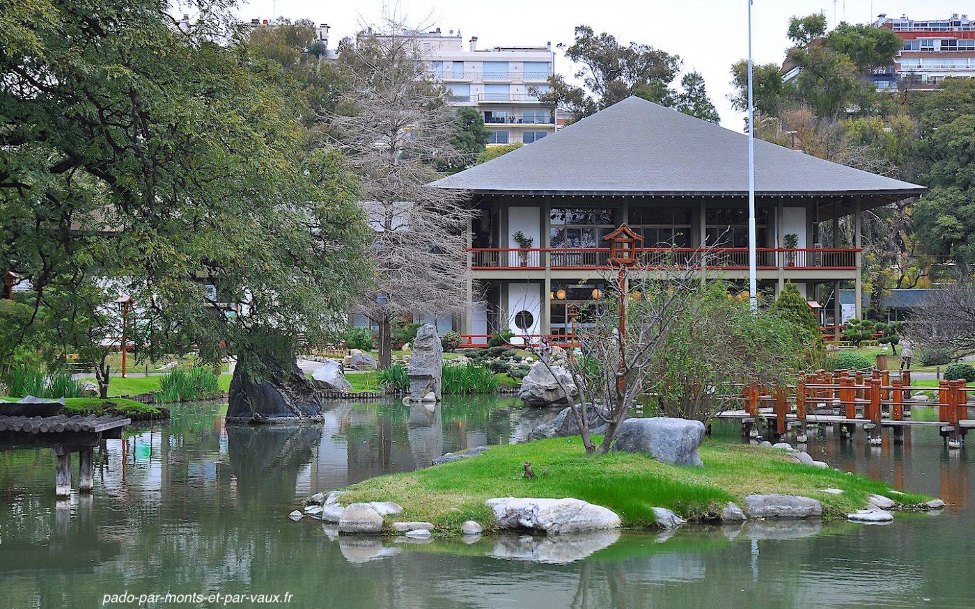 Buenos Aires - jardin japonais