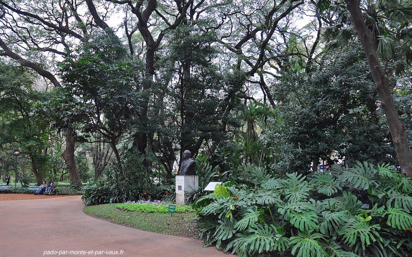 Buenos Aires - Parque de Palermo
