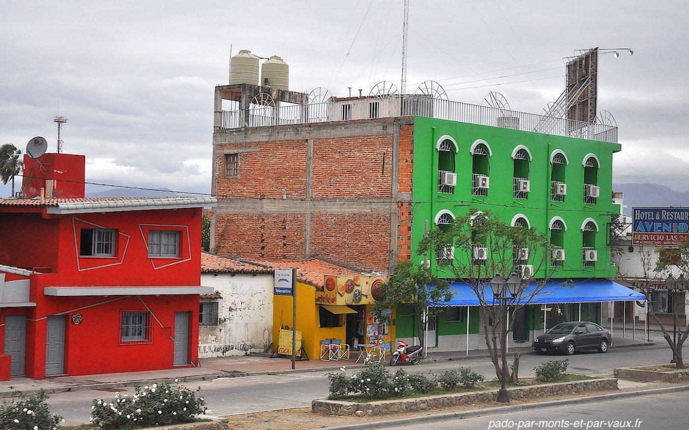Jujuy - Salta en bus