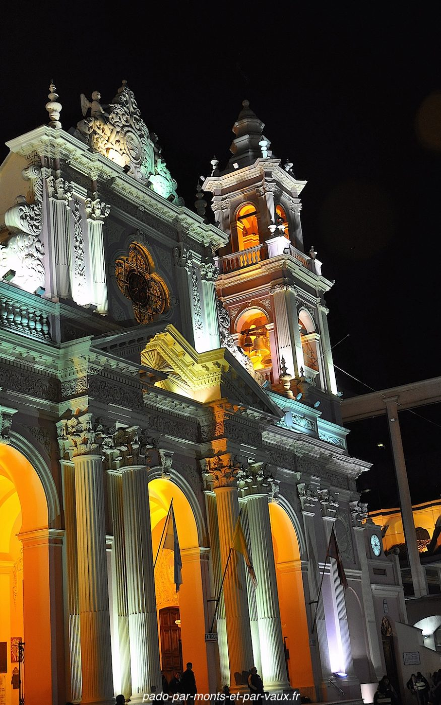 Salta - Cathedrale