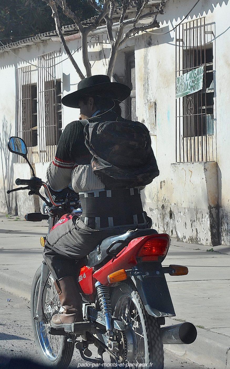 Route vers Salta
