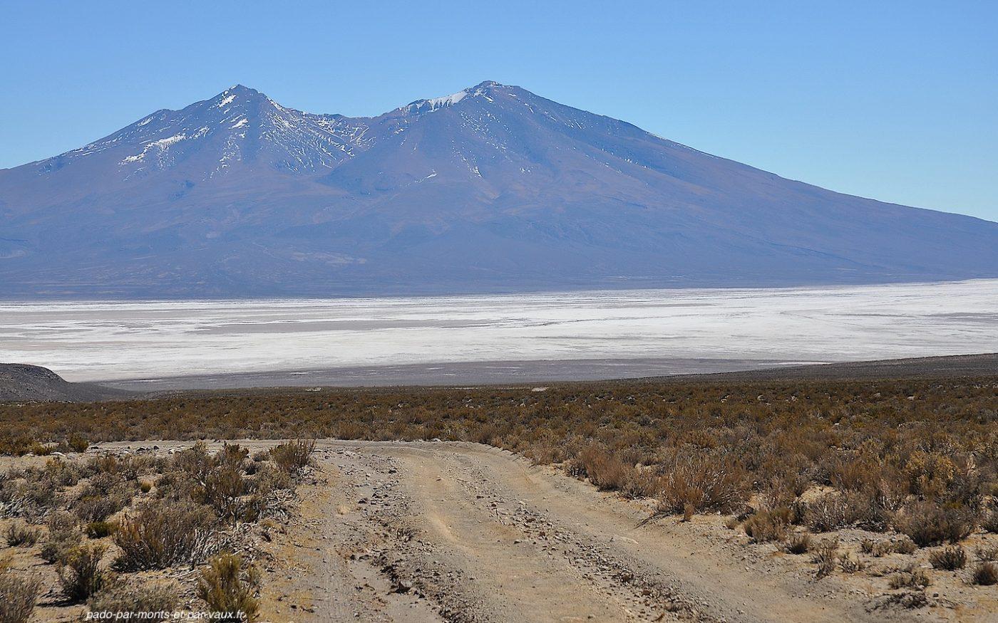 environs du volcan Ollague