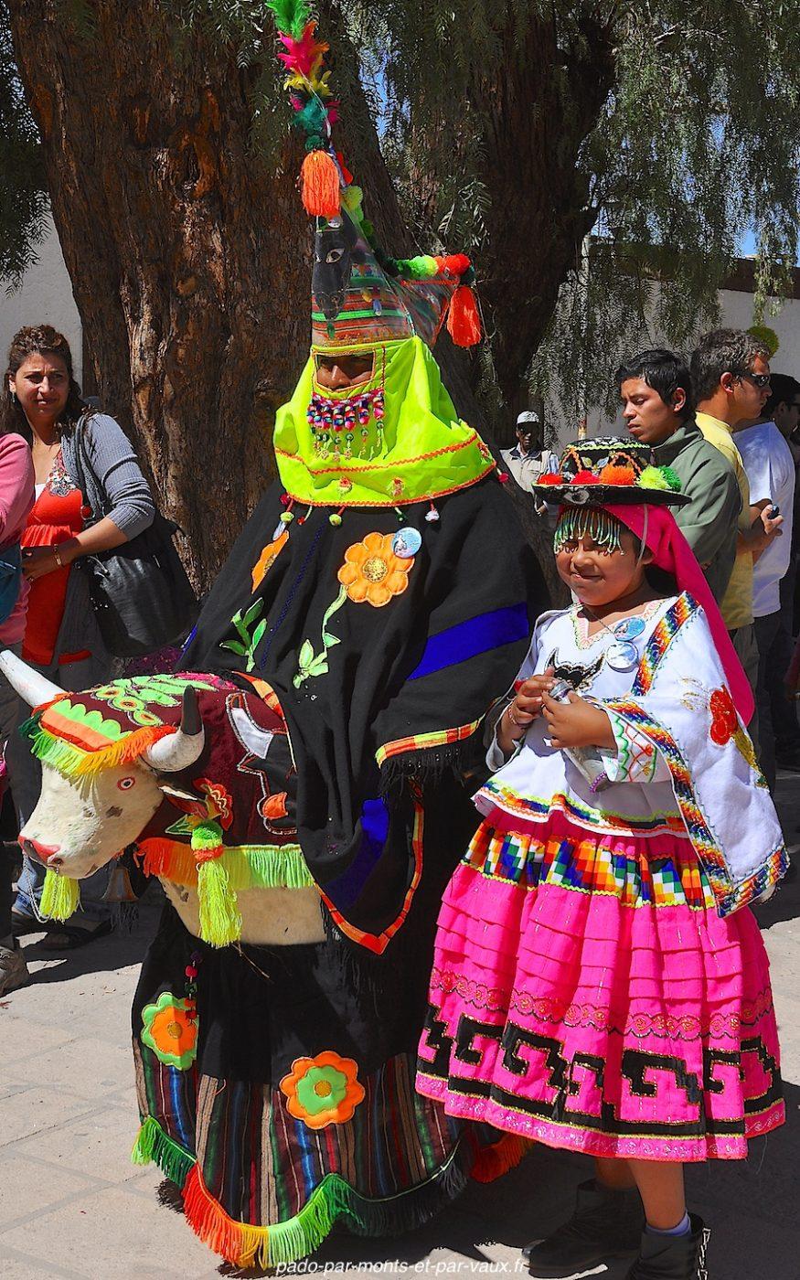 San Pedro de Atacama - Santa Rosa de Lima