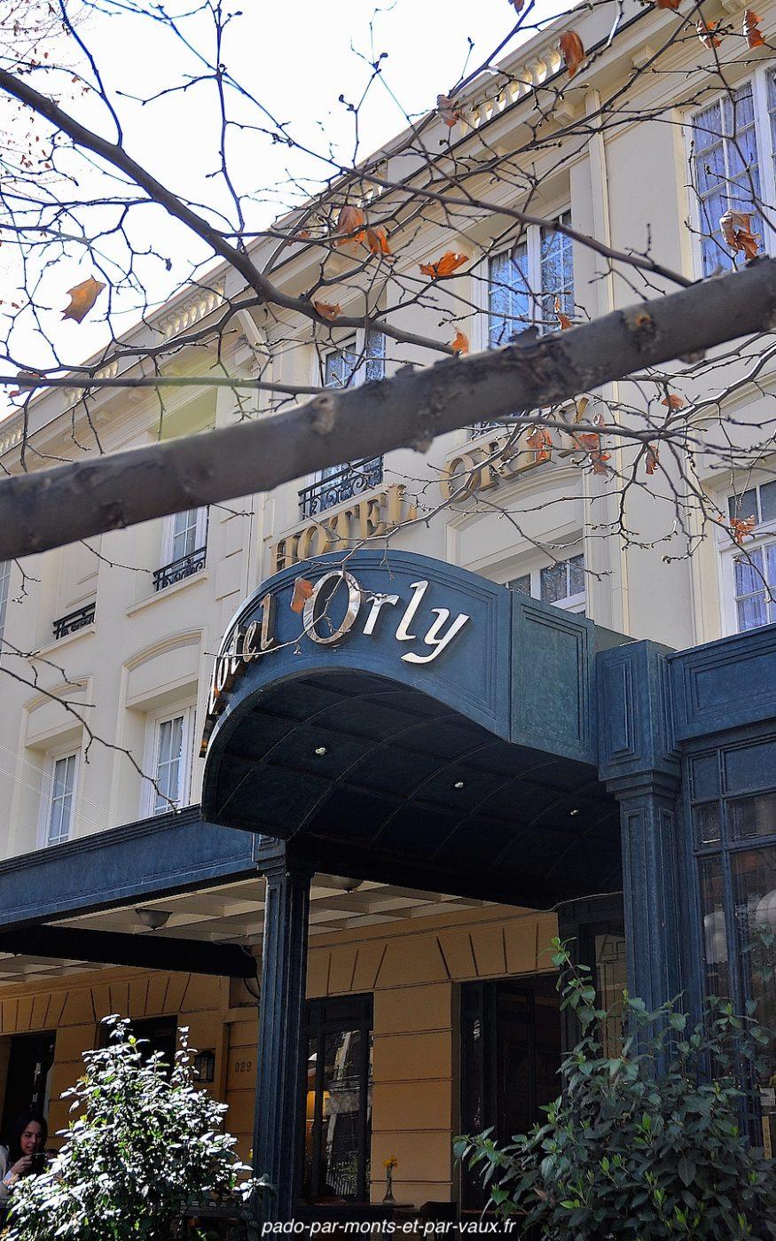 Santiago - Hôtel Orly