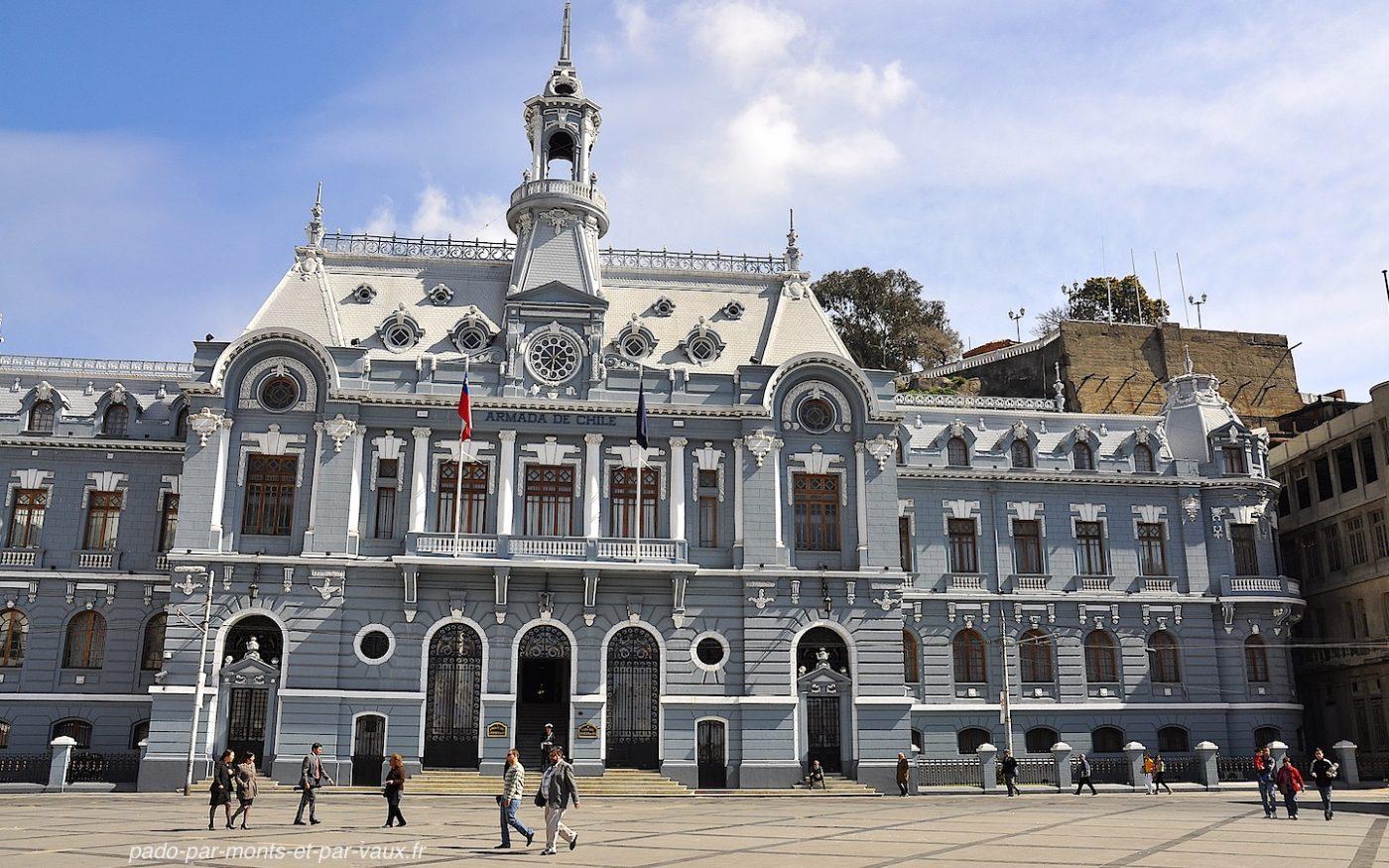 Valparaiso - place Sotomayor