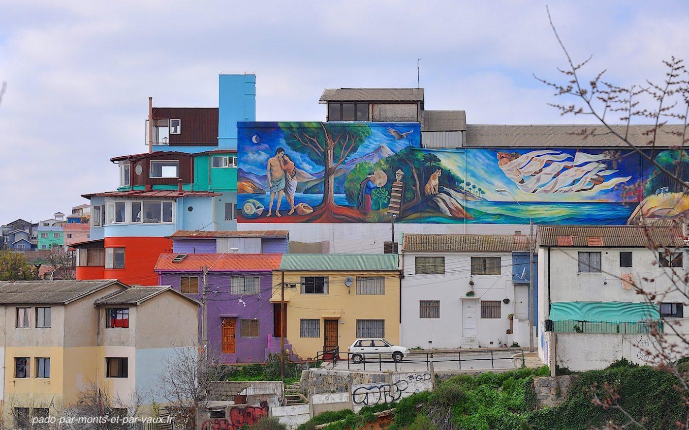 Valparaiso - Sebastiana