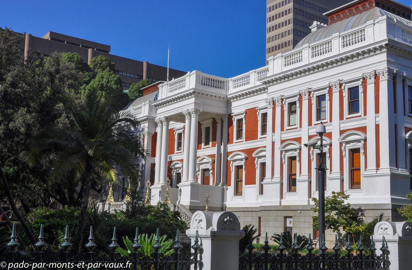 Cape Town - Parlement