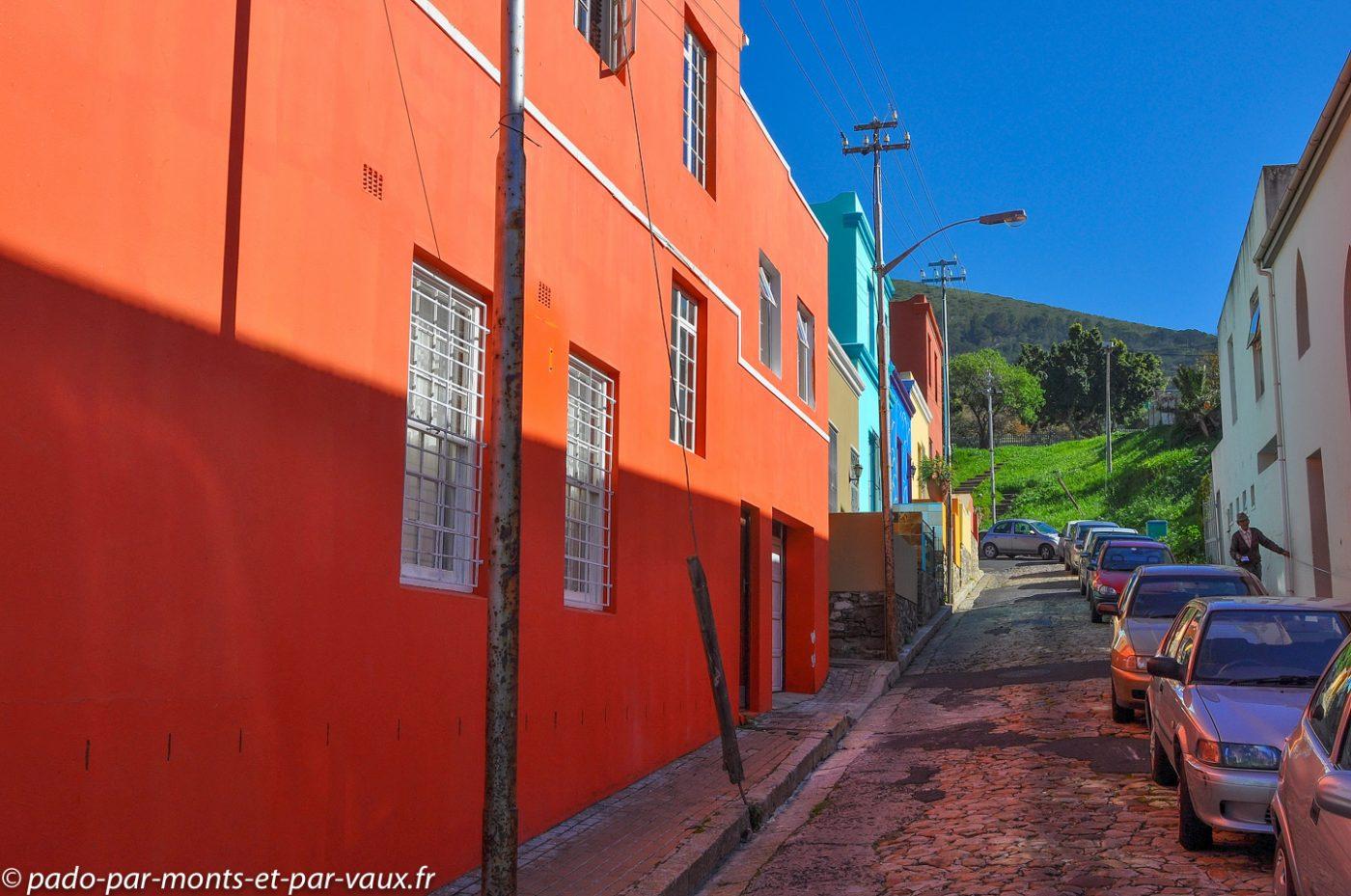 Cape Town - Bo-Kaap