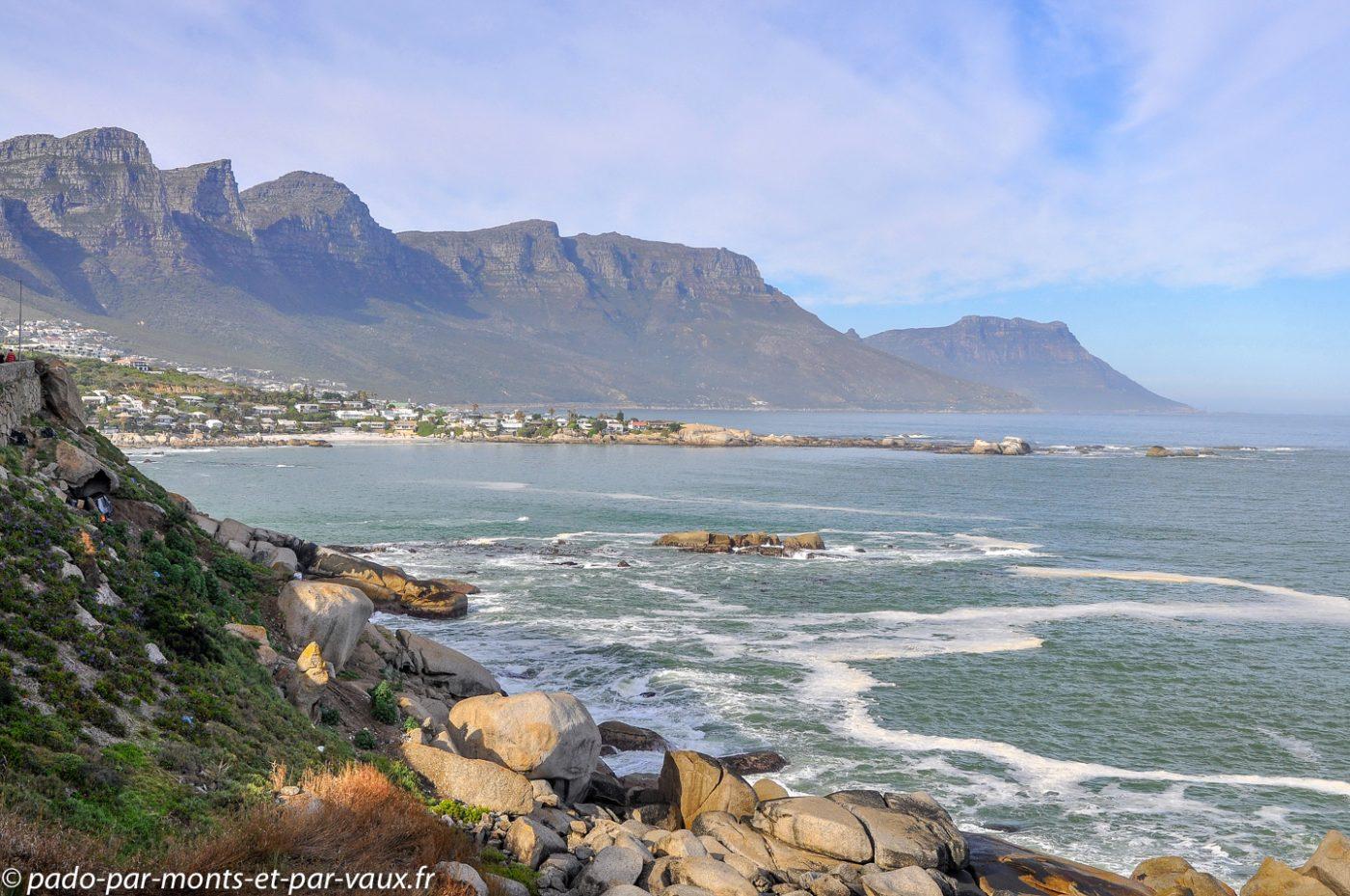 Cape Town - bord de mer