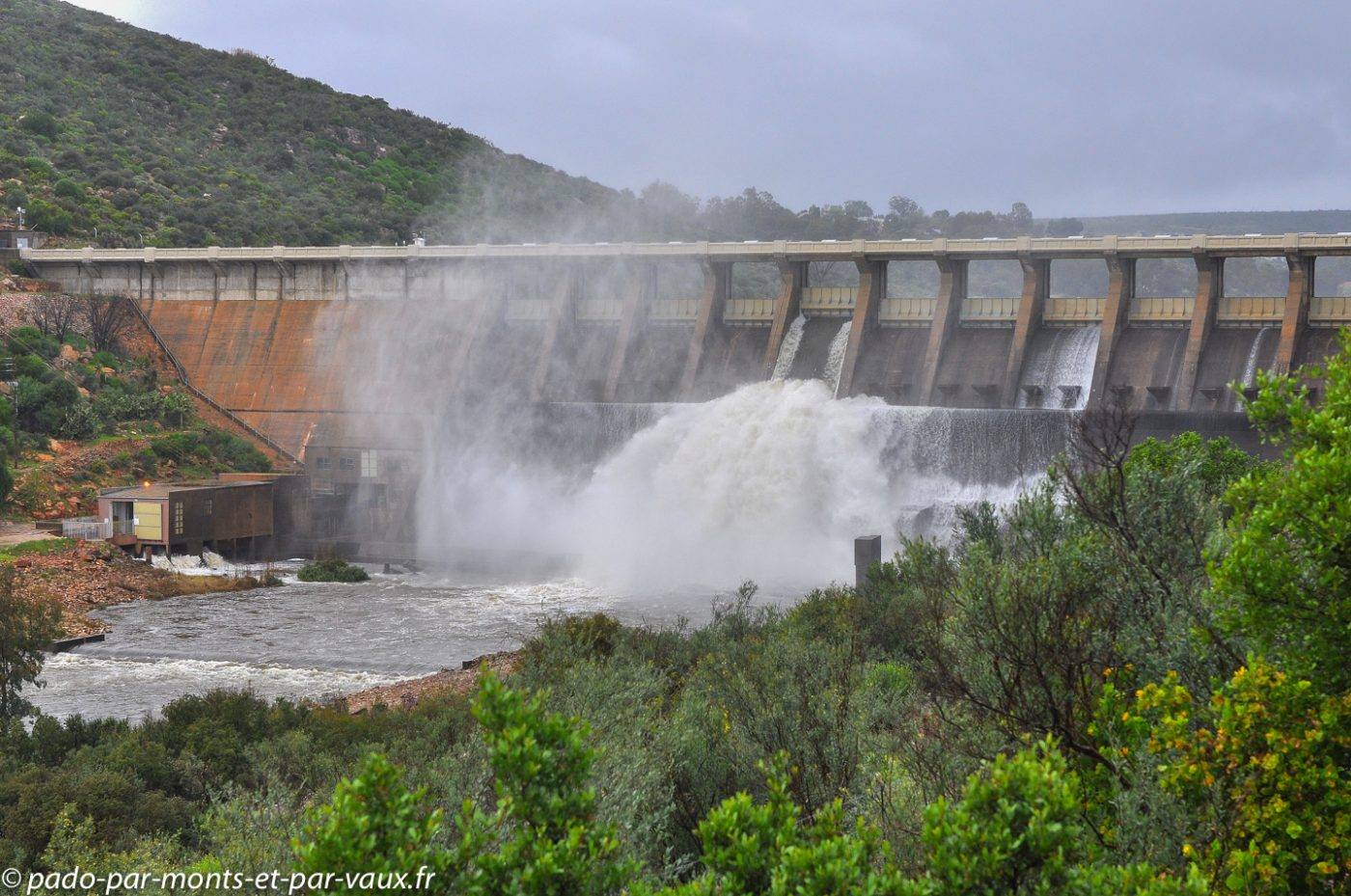 Clanwilliam barrage