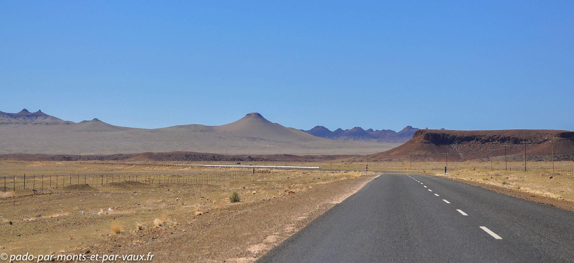 route de la Namibie